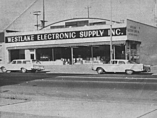 Westlake Electronic Supply Sold!