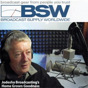 Wolfenbarger Featured on BSW Cover